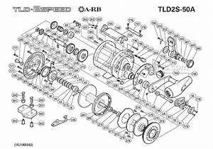 Shimano Tld2s