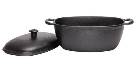 ustensiles de cuisine en fonte cocotte en fonte brute suedoise ustensiles de cuisine