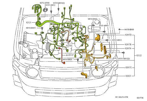 Toyotum Fj Cruiser Engine Diagram by Wire Harness Eaten By Rat Toyota Fj Cruiser Forum
