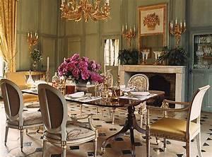 decoration salle a manger ancienne With idee deco cuisine avec salle a manger complete a vendre
