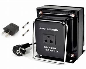 1000 Watt Power Voltage Converter Transformer 110  120  220