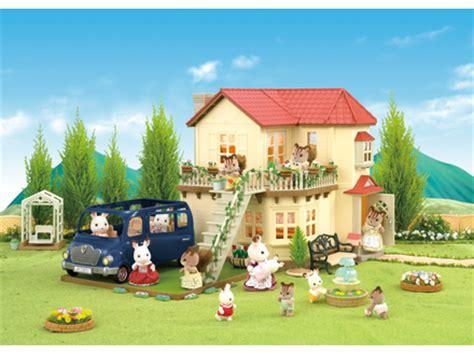 Sylvanian Families Catalogue   Girl?s Toy Collection