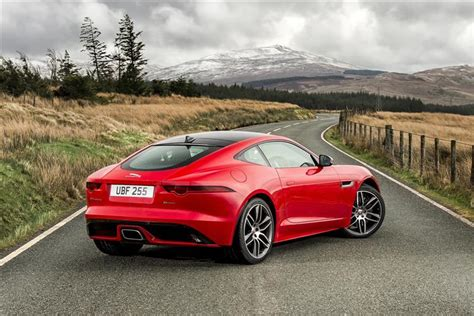 Jaguar F-type 2.0 R-dynamic Black Edition 2dr Auto Leasing