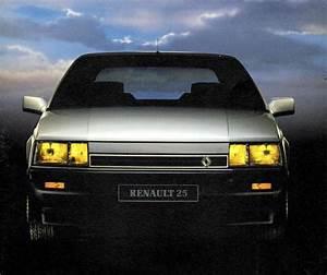 Renault 25 V6 Turbo : renault 25 v6 turbo phase 1 185 ch ~ Medecine-chirurgie-esthetiques.com Avis de Voitures