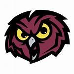 Temple Owls Transparent Logos Svg Vector Head