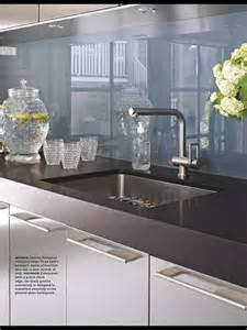 Back Painted Glass Kitchen Backsplash Glass Back Painted Backsplash Home Design