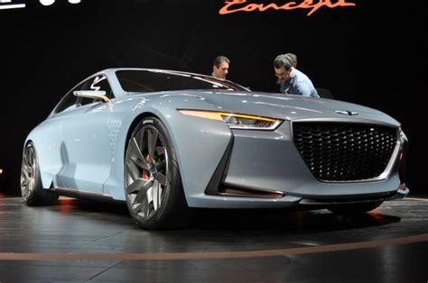 Report Hyundai's New Luxury Brand, Genesis, To Launch All