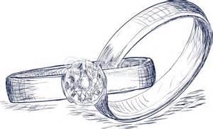 unity wedding bands wedding rings sketch vector thinkstock