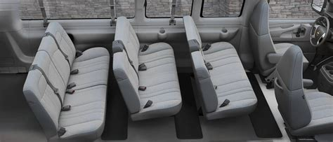 chevy express passenger thrills florence  covington
