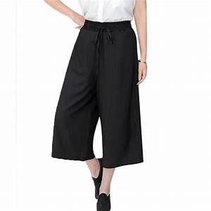 Pants Women 2017 Summer Seven Pants Casual High Waist ...