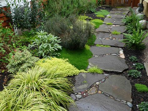 Stepping Stones Garden jeffrey bale s world of gardens permeability in the garden