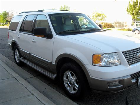 ford expedition sold  ford expedition eb