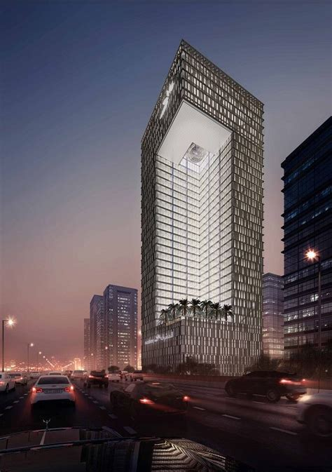 som  design mashreq bank headquarters  dubai