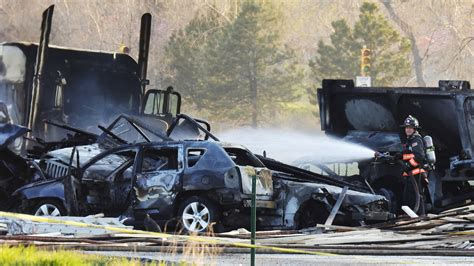 At Least 4 People Killed In Fiery