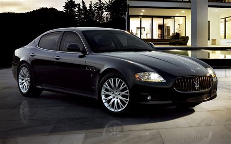 Quattroporte Wallpaper by 2008 Maserati Quattroporte Wallpapers And Hd Images