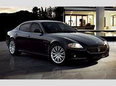 2008 Maserati Quattroporte Wallpapers and HD Images
