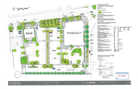 site plan design small town urbanism 187 design review mediocrity cvs chase redux