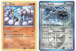 Onix Pokemon Card Images | Pokemon Images