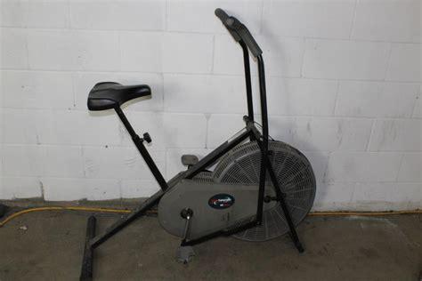 Vitamaster Air 990 Plus Exercise Bike