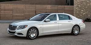 2017  MercedesBenz  Maybach  Vehicles on Display Chicago Auto Show