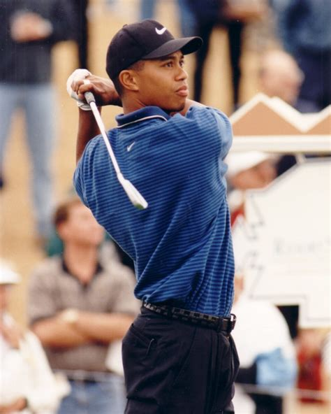 Tiger Woods vintage 8x10 golf photo (unsigned ...