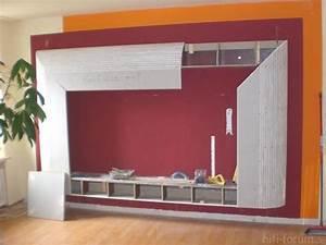 Tv Wand Selber Bauen Rigips : tv wand bauen rigips m bel design idee f r sie ~ One.caynefoto.club Haus und Dekorationen