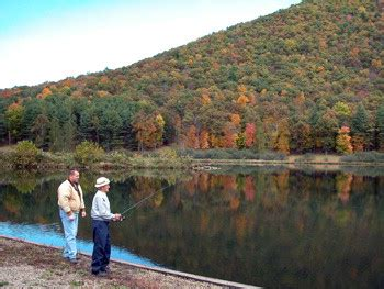 Pa Fish And Boat Delayed Harvest by Pa Dcnr Sinnemahoning State Park