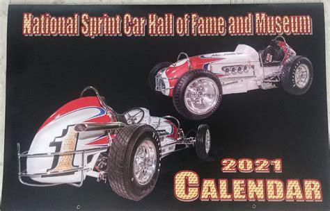 national sprint car hall  fame museum  calendars