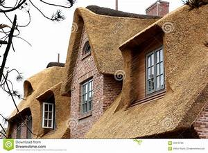 Strohhäuser In Deutschland : haus mit einem strohdach deutschland stockfoto bild von himmel bedeckung 55918704 ~ Markanthonyermac.com Haus und Dekorationen