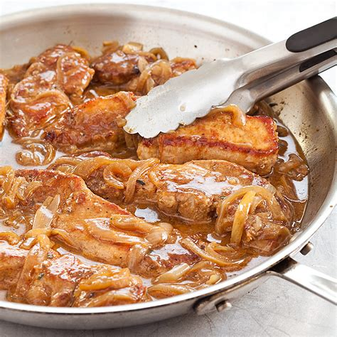 Smothered Boneless Pork Ribs  Cook's Country