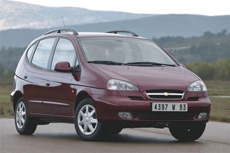 Chevrolet Tacumarezzo Specs  2004, 2005, 2006, 2007