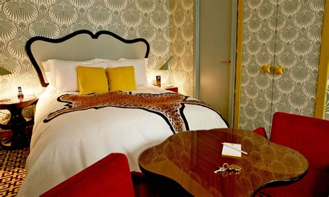 bedroom decor decoration deco and deco interior design by india mahdavi at hotel
