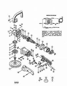 Makita Model 9227c Sander Genuine Parts