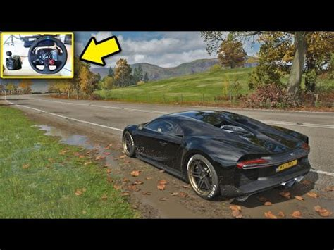 Added to lego island in this update. Driving Bugatti Chiron - Forza Horizon 4 - YouTube