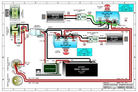 Wiring Diagram Razor Circuit