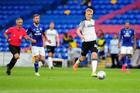 Report: Arsenal keen on Derby County youngster Louis ...
