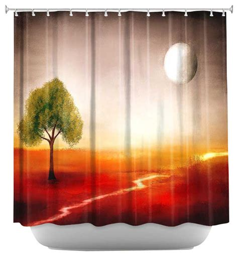 shower curtain unique from dianoche designs bliss of
