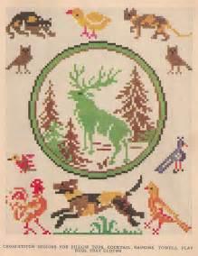 Vintage Cross Stitch Patterns