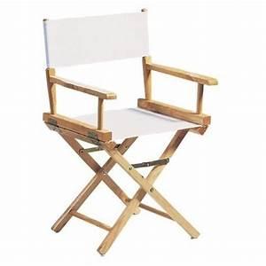 Chaise Metteur En Scène Bébé : chaise metteur en scene adulte table de lit ~ Melissatoandfro.com Idées de Décoration