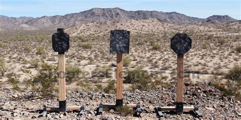 steel targets ar gong ipsc torso large plate    gundeals