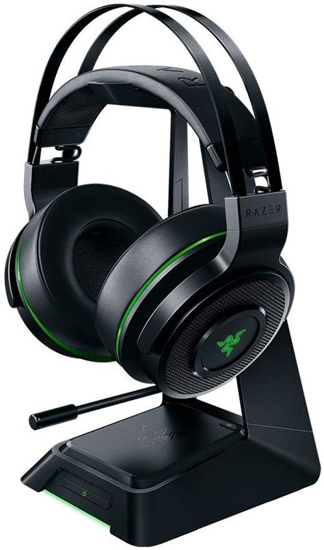 razer xbox headset thresher gaming ultimate accessories wireless sound headsets edition pc retractable microphone dolby surround rz04 playstation fps games
