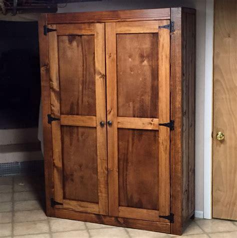 kitchen storage cabinet garage storage cabinets diy plans home design ideas Diy