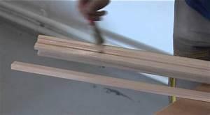 Main Courante En Bois : fixer une main courante en bois youtube ~ Nature-et-papiers.com Idées de Décoration
