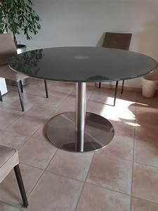 Glastisch Rund 80 Cm : glastisch 120 neu und gebraucht kaufen bei ~ Frokenaadalensverden.com Haus und Dekorationen
