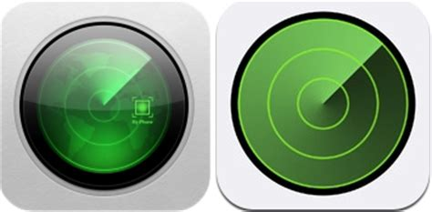 free find my iphone software find my iphone updated for ios 7 breaks app for non