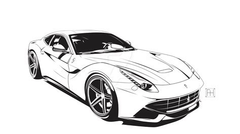 2093 hd images of ferrari autos include exterior, interior, spy pictures and new photos from motorshows. Ferrari F12 Berlinetta by sangpendosa on DeviantArt