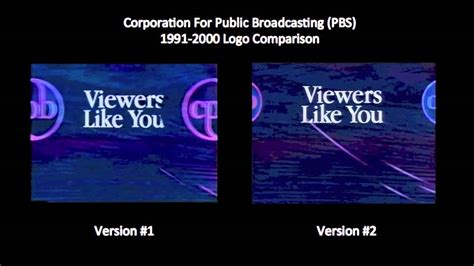 Corporation For Public Broadcasting (1991-2000) Logo