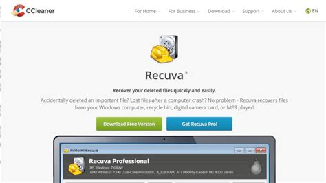 best free file recovery software 2019 pc help