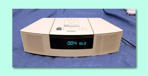 bose cd radio bose wave radio am fm cd player alarm clock also for
