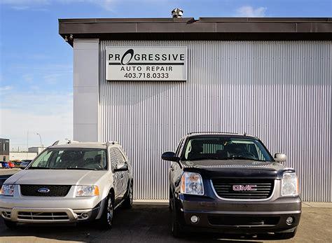 progressive auto repair auto repair  ogden road se